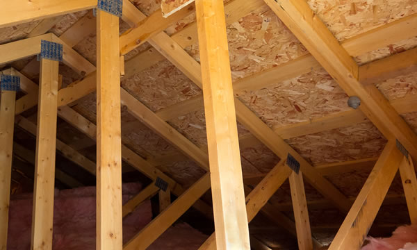 Attic Insulation Contractor in Genesee County, Michigan.