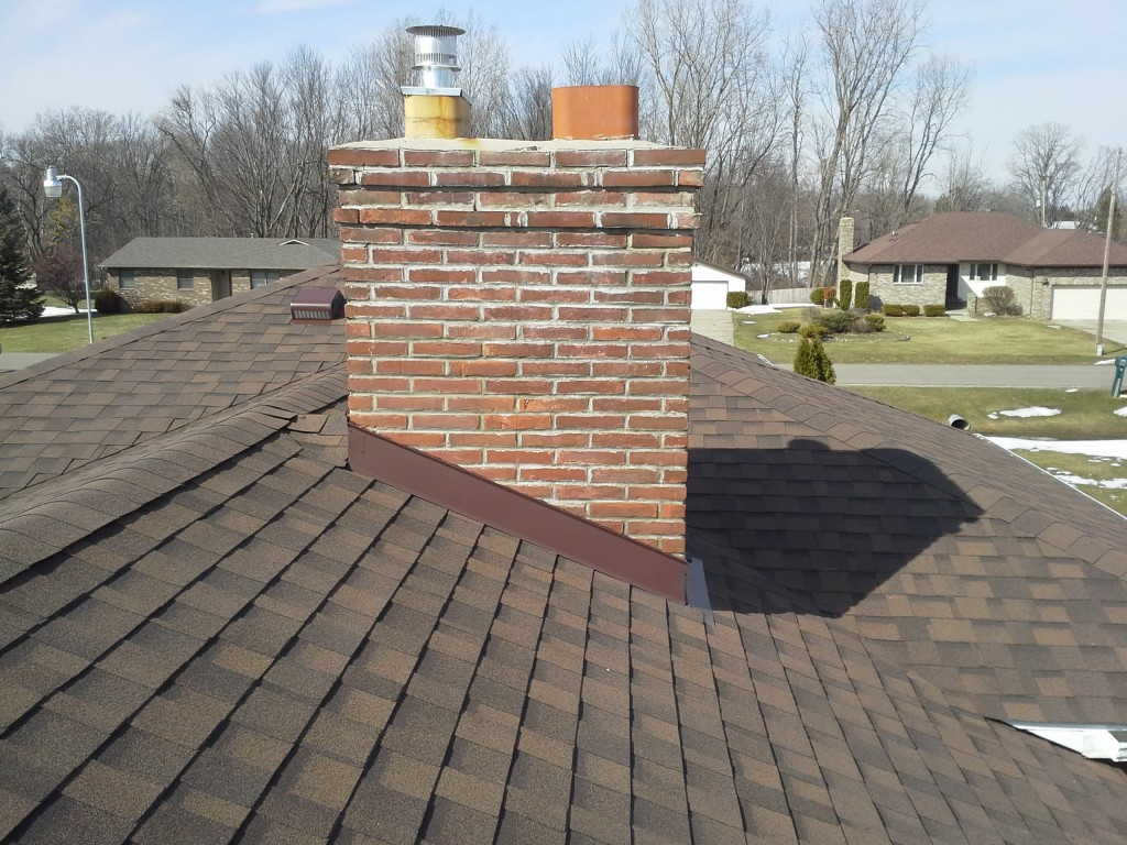 Chimney Flashing Genesee County Mi