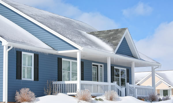 Ice Dams and How They Affect Your Homes Roof
