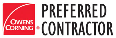 Owens Corning Preferred Roofing Contractor Genesee County MI.