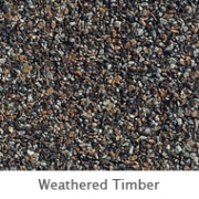 DECRA Shake Weathered Timber