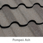 DECRA Villa Tile Pompeii Ash