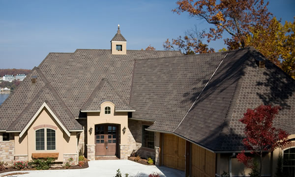 Steep Slope Roofing Contractor Genesee County Michigan
