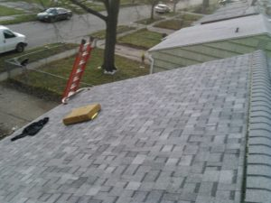 Asphalt Shingle Roofing Replacement